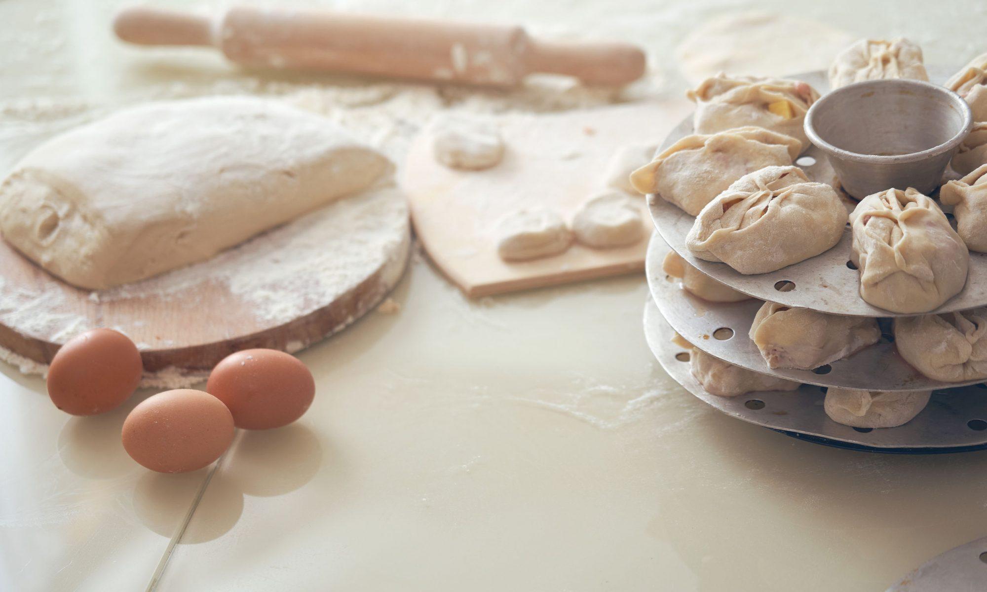 Манты рецепт приготовления