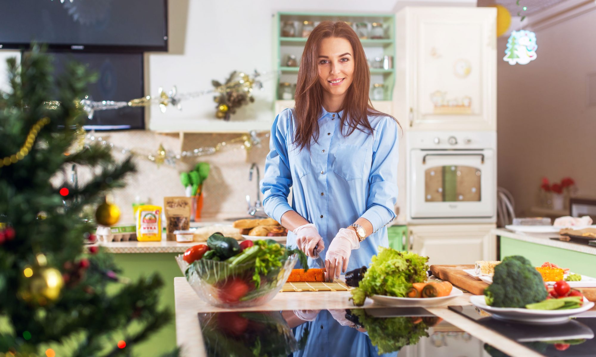 салаты на новый рецепты с фото простые