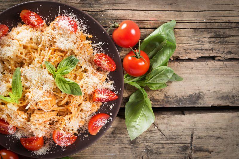 Спагетти по-итальянски