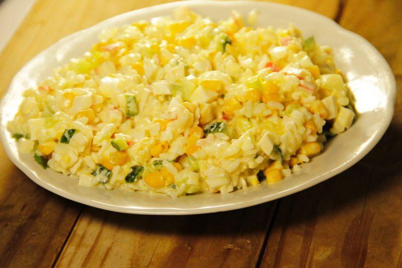 Новогодний салат «Мечта»