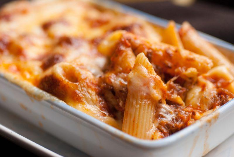 Рецепт как вкусно приготовить макароны с фаршем