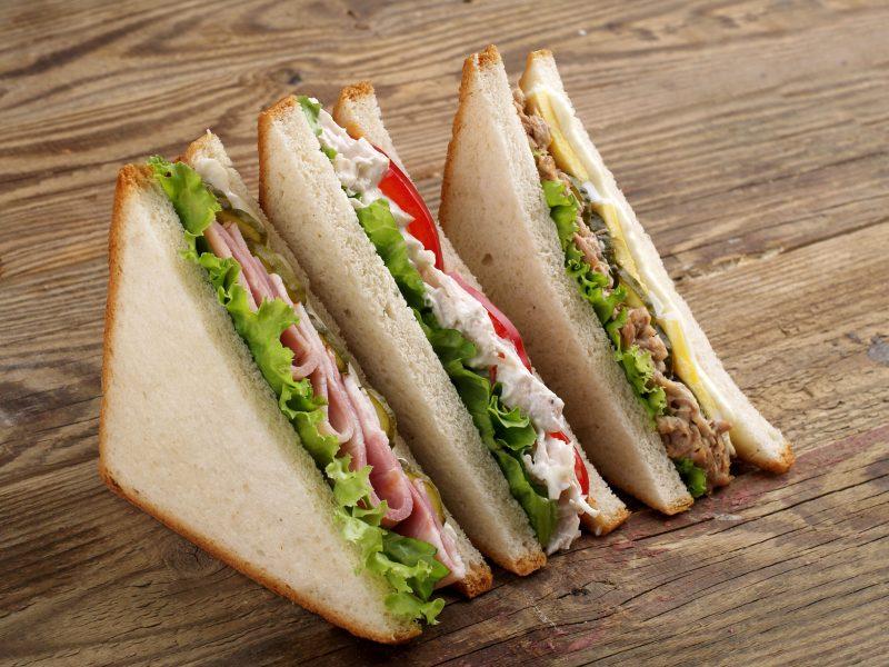 Сэндвичи закусочные