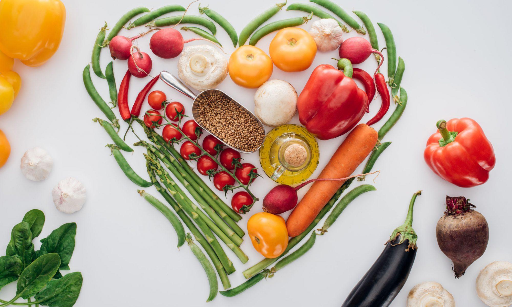 Блюда из овощей: рецепты на каждый день