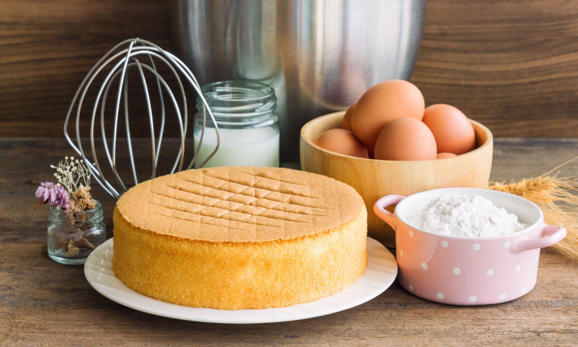 Простые рецепты бисквита для торта