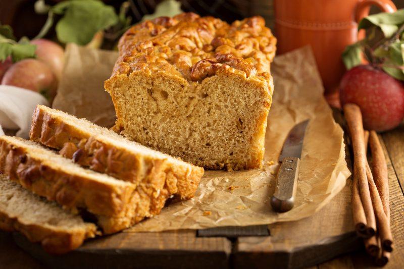 Медово-ореховый пирог