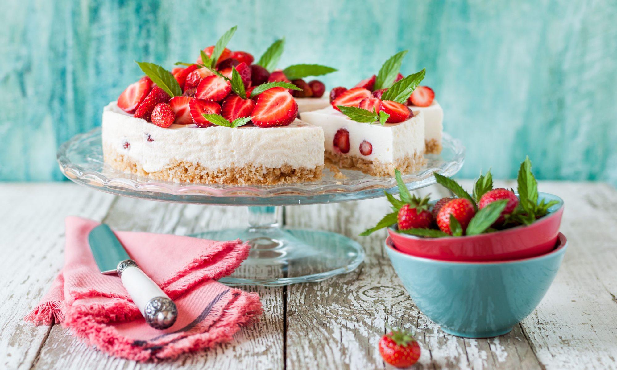 Творожный торт: рецепт на любой вкус
