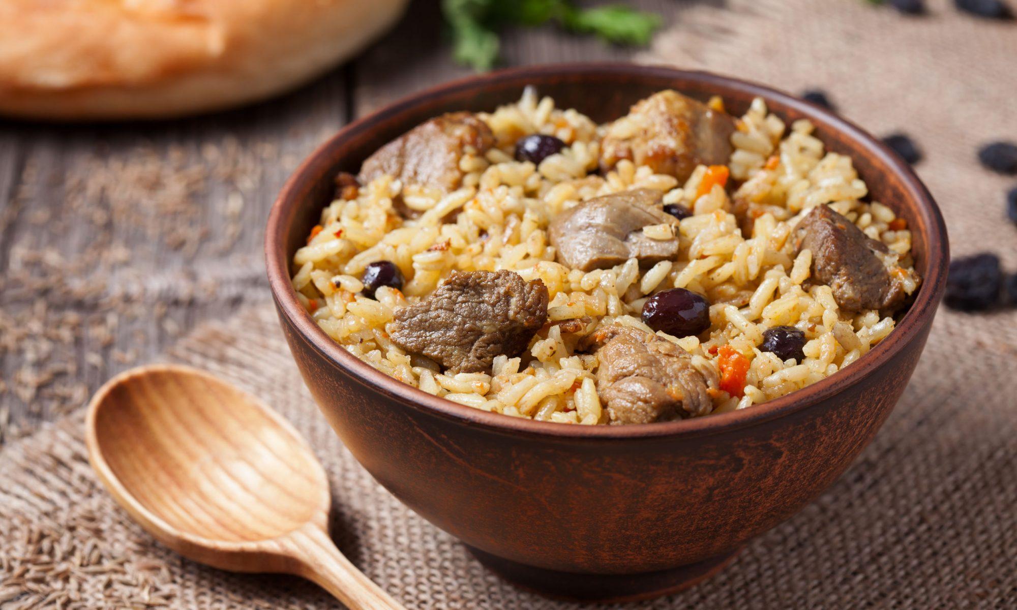 Традиуционные рецепты вкусного плова