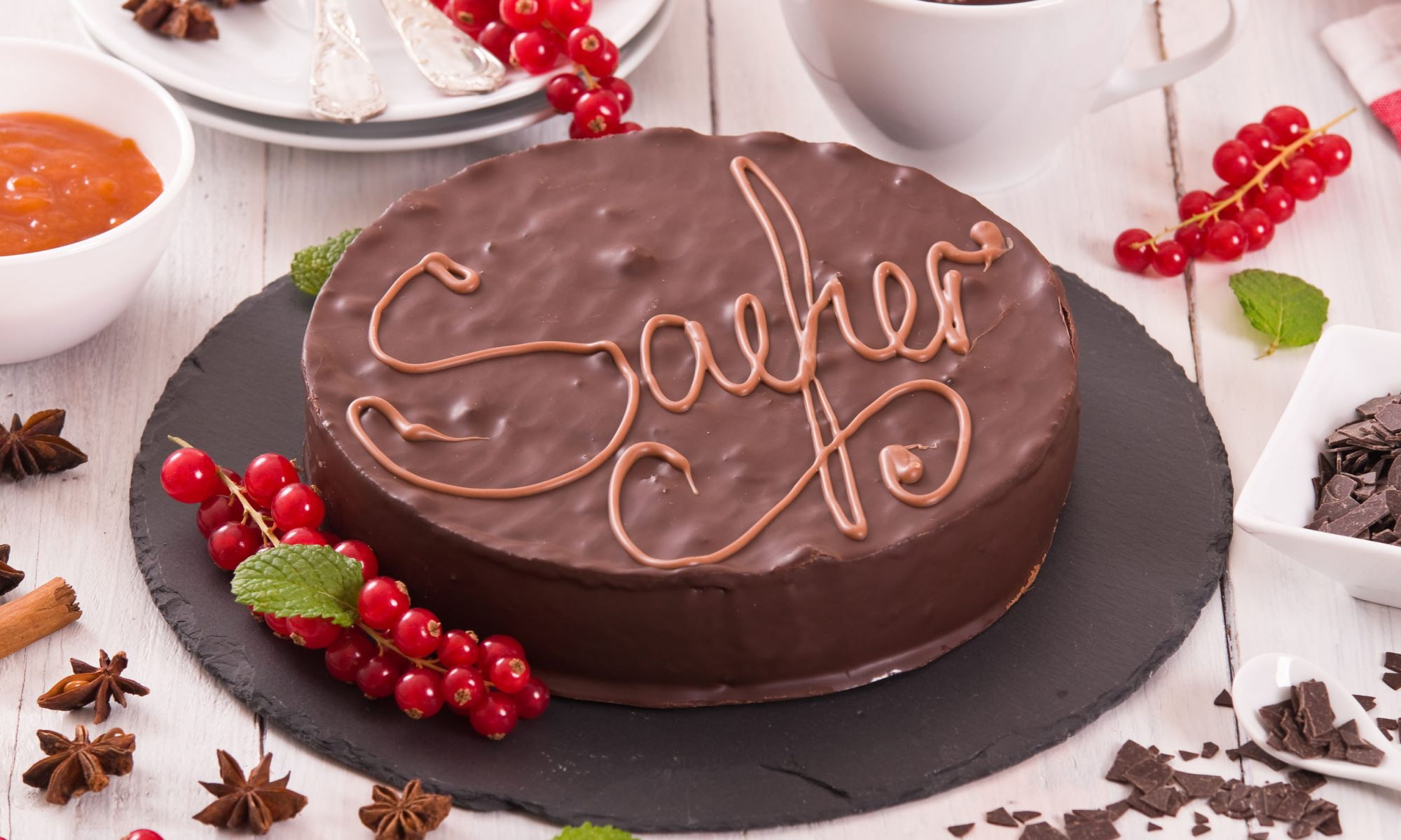 Торт «Захер» рецепт