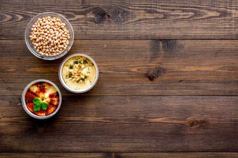 Нут - 60 рецептов приготовления пошагово