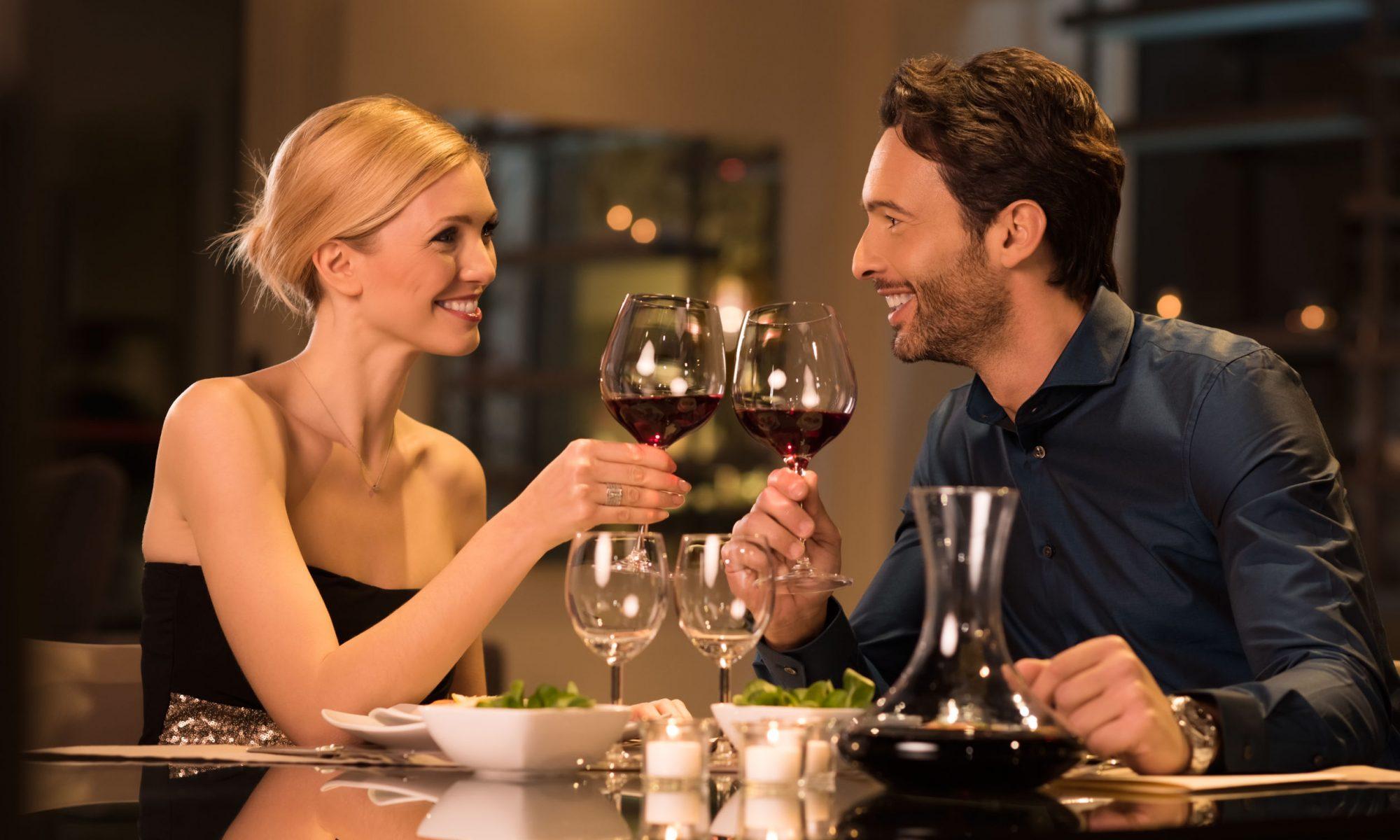 Романтический ужин: меню на любой бюджет