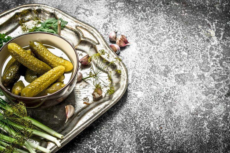 Хрустящие огурчики по старинному рецепту