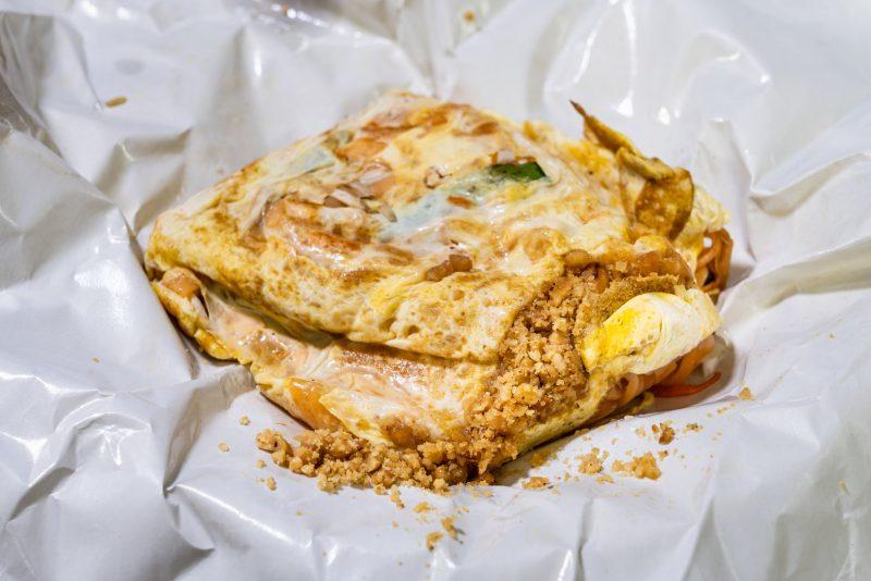 Ореховый омлет по-грузински