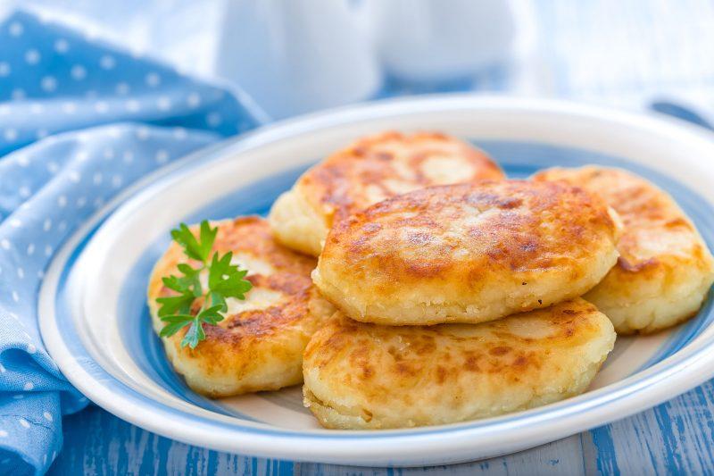 Рецепты по «Бабушкиному» с картошкой