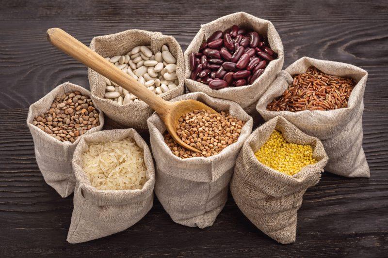 Зерно и зерновые культуры