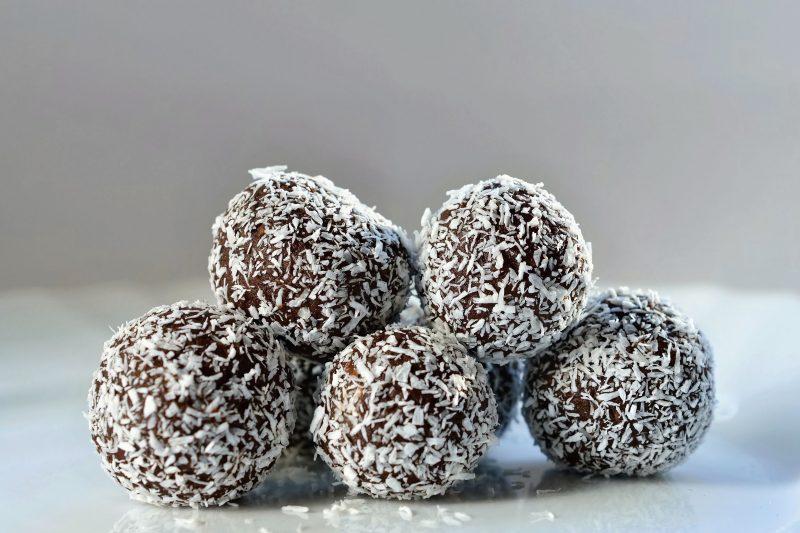 Шоколадные «Каштаны»