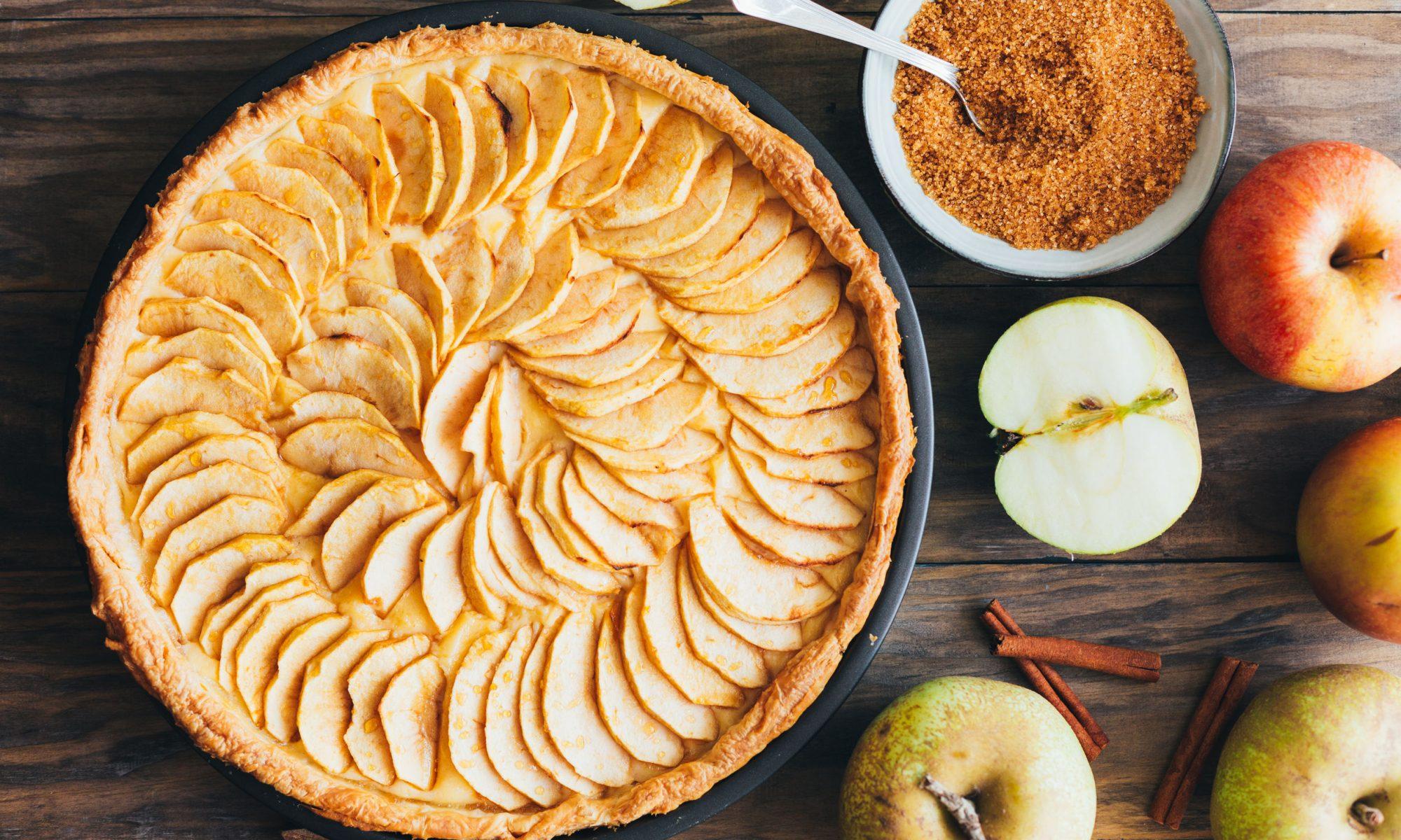 Шарлотка с яблоками рецепт с фото