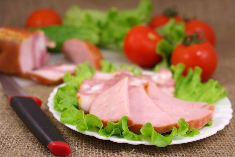 Свиной карбонад в брюшине