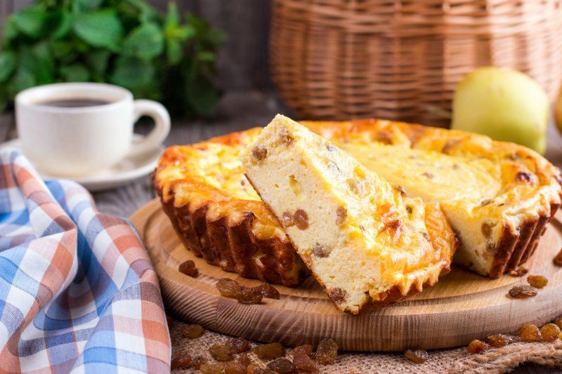Творожный кулич: рецепт самой вкусной пасхальной выпечки