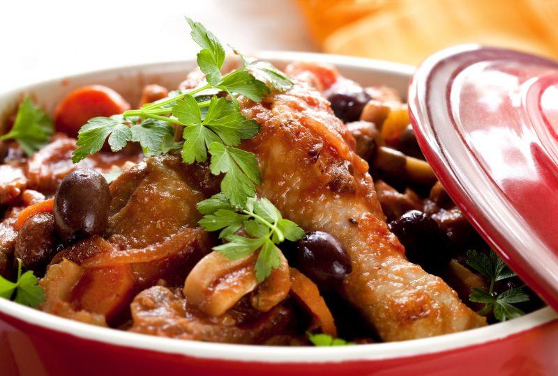 Что быстро и вкусно приготовить в духовке из куриного филе?