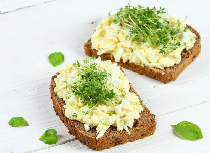 Паштет домашний. Рецепт приготовления яичного паштета