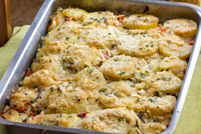 Сытная запеканка из овощей в духовке: рецепты для начинающих!