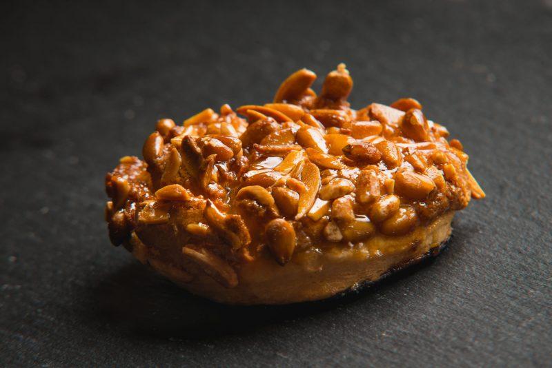 Печенье с ореховой пастой