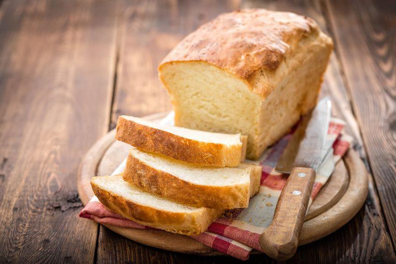 Белый хлеб в духовке по классическому рецепту