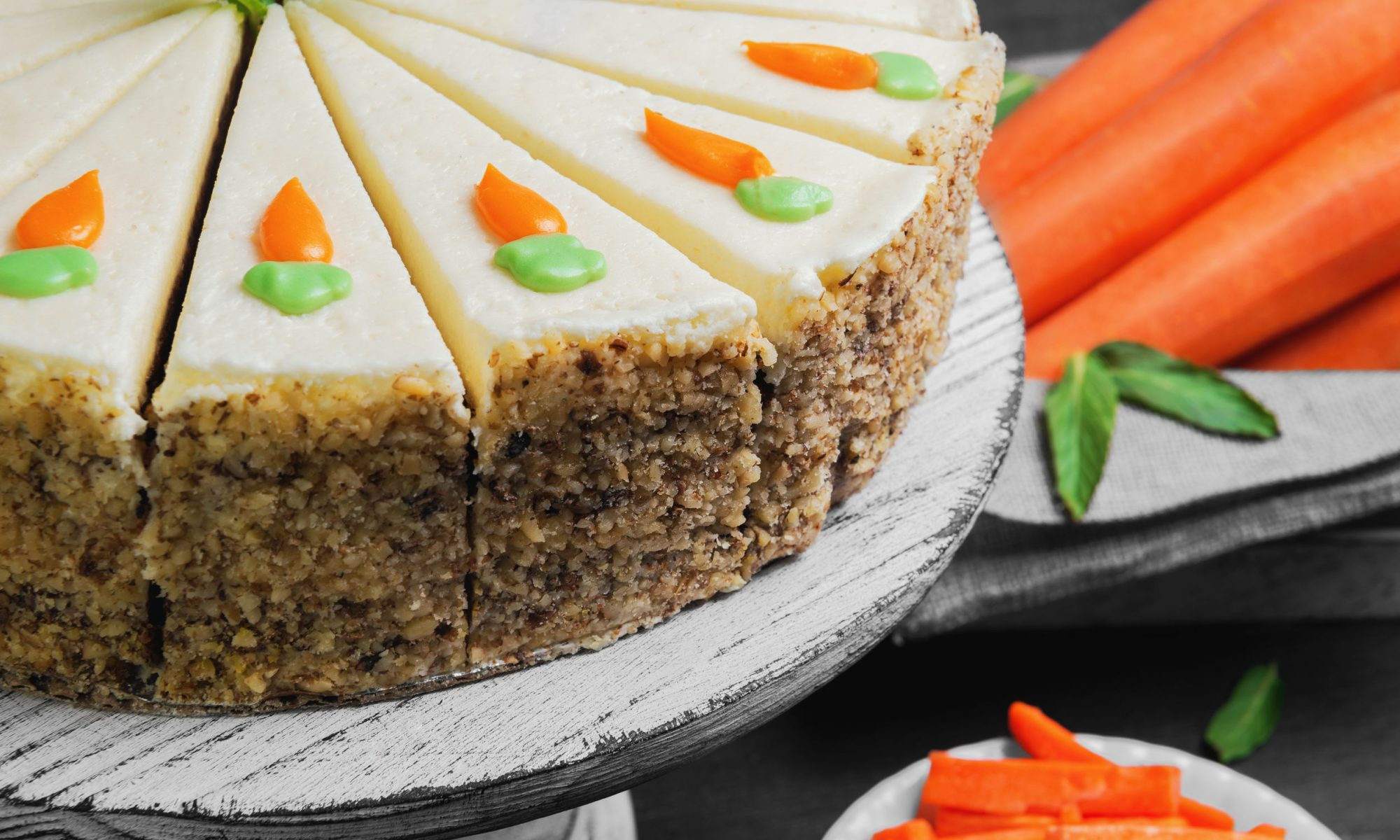 Морковный пирог: самый простой и вкусный рецепт