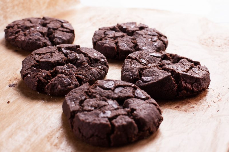 Печенье шоколадные брауни