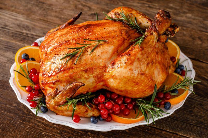 Запеченная курица по-азиатски