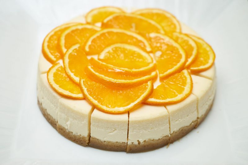 Апельсиновый торт простой рецепт