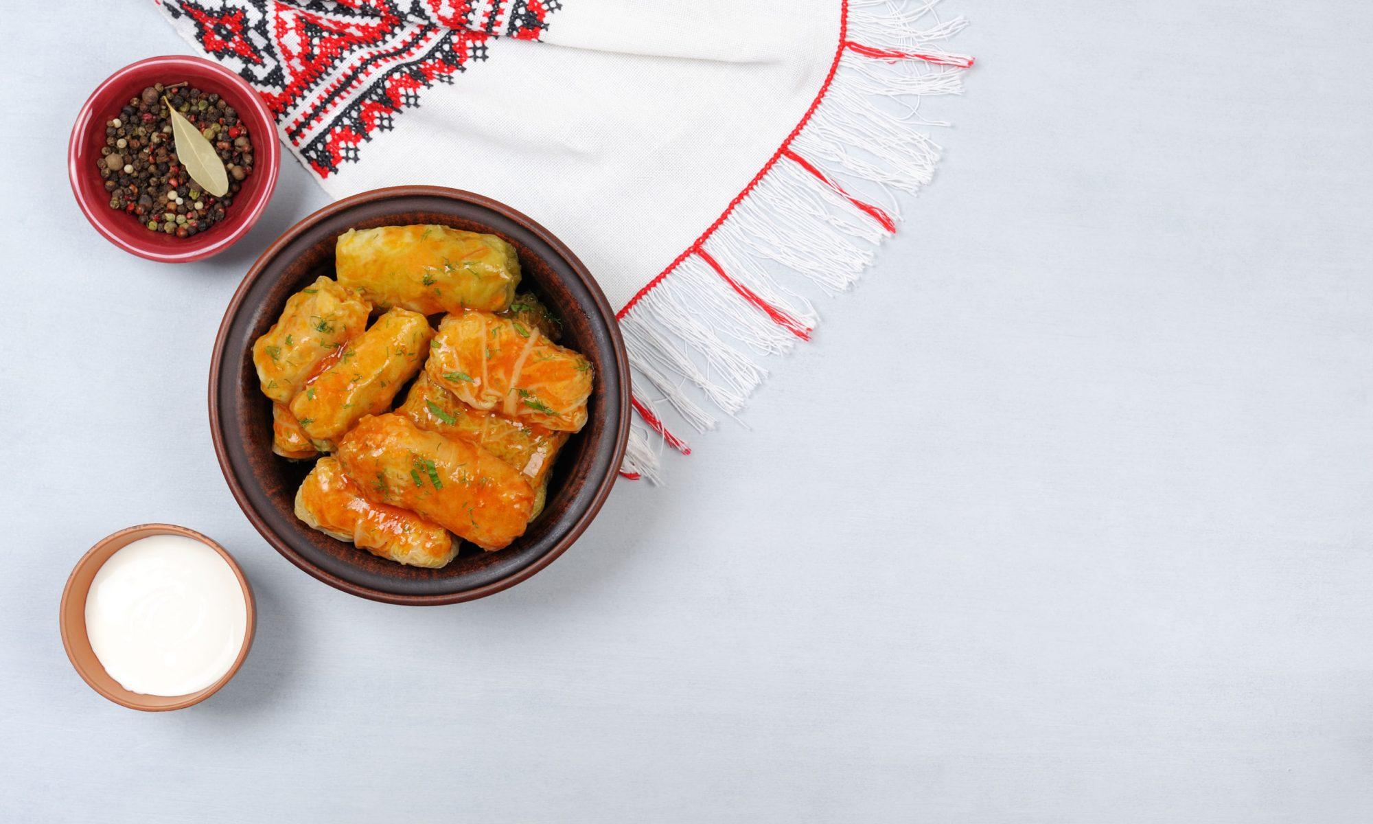 Голубцы со сметаной: рецепты с фото
