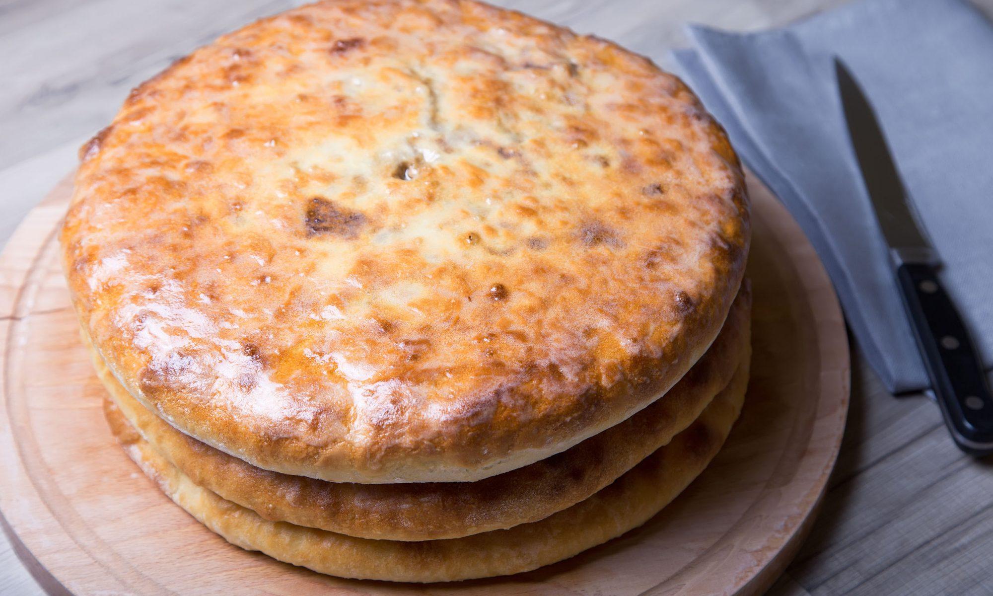 Осетинские пироги: рецепты приготовления