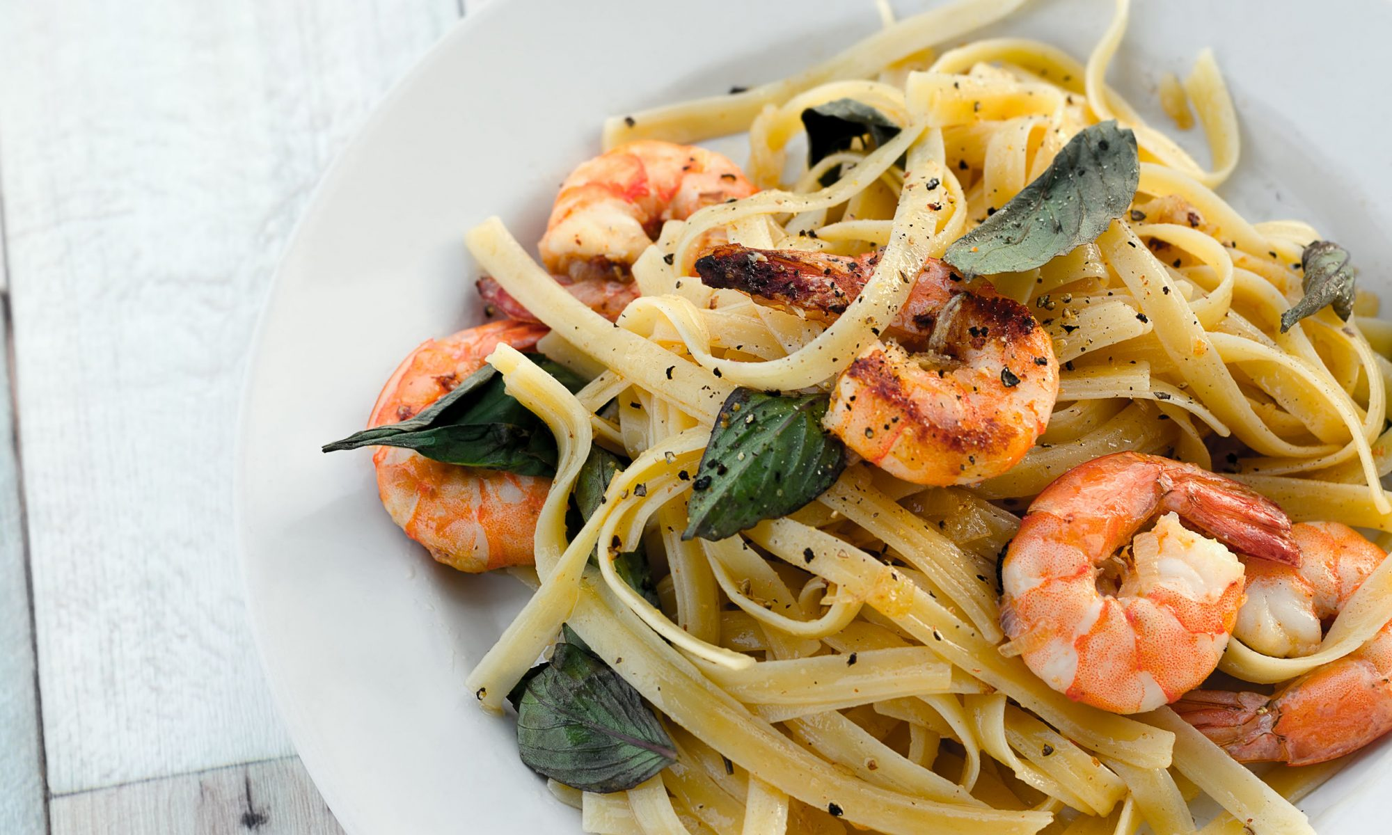 Спагетти с морепродуктами: рецепты от Шефмаркет