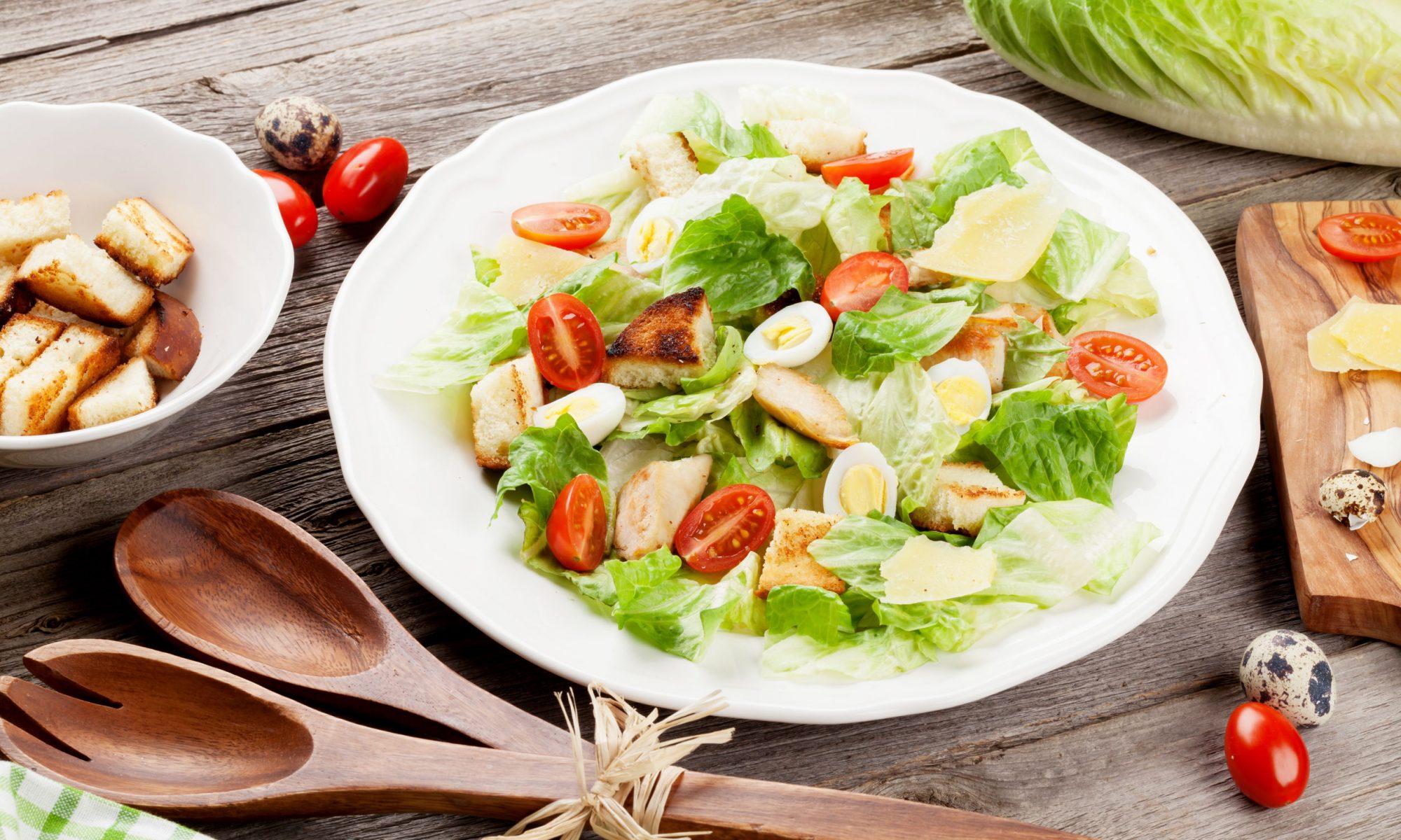 Самые вкусные салаты из сезонных овощей от Шефмаркет