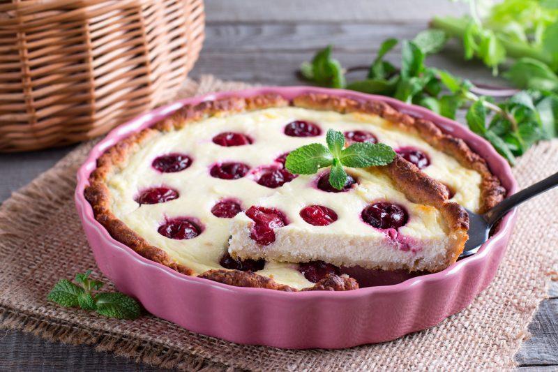 Творожный тирольский пирог: рецепт с фото