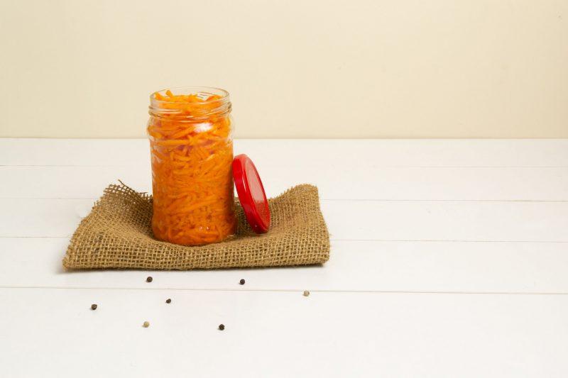 Маринованная морковь – та еще вкуснятина!