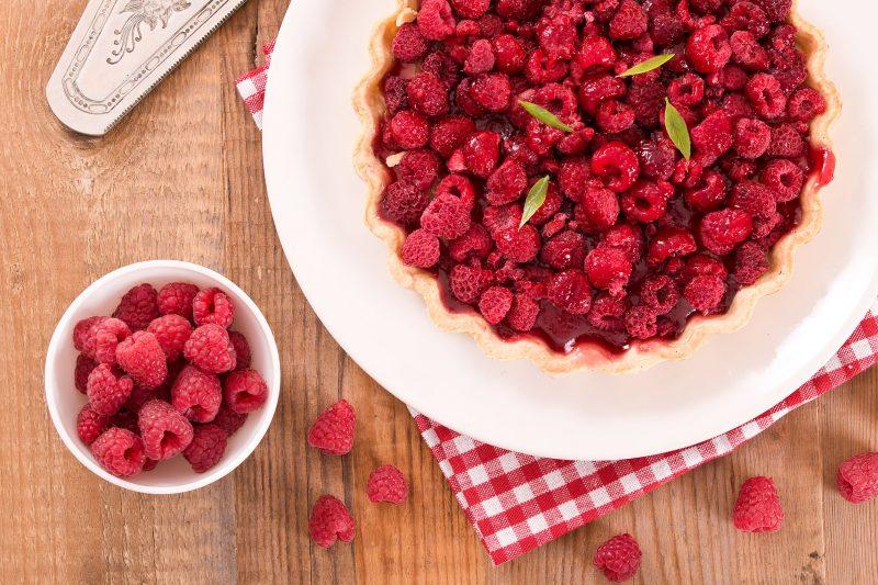 Ягодный тирольский пирог: рецепт с фото