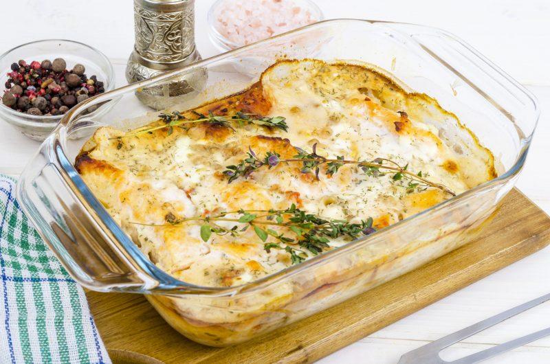 Сливочная семга в духовке: рецепты приготовления стейков