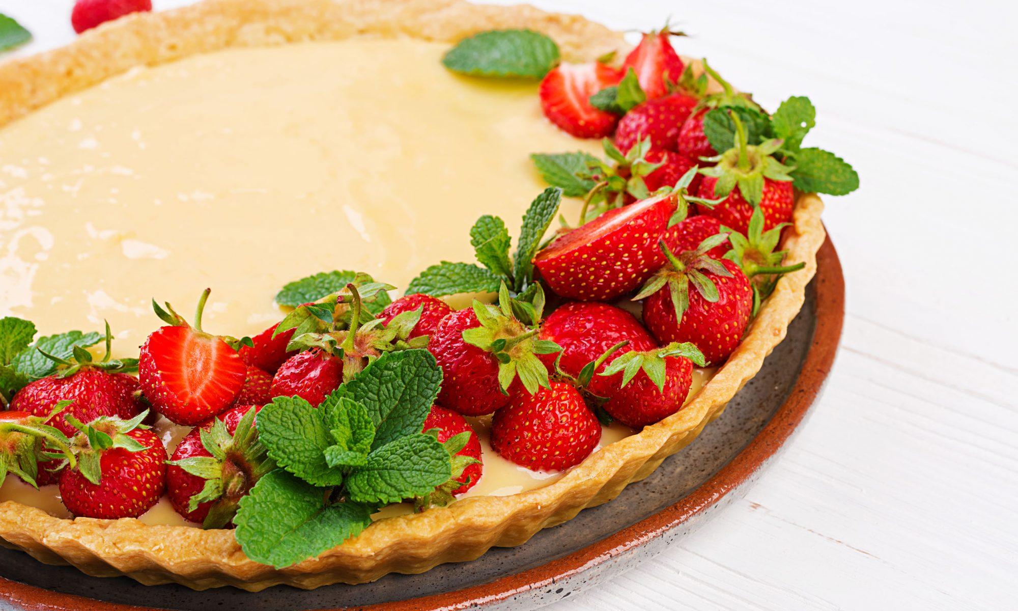 Роскошный австрийский десерт, или как приготовить тирольский пирог