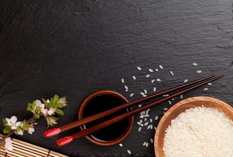 Приготовление риса для суши и роллов