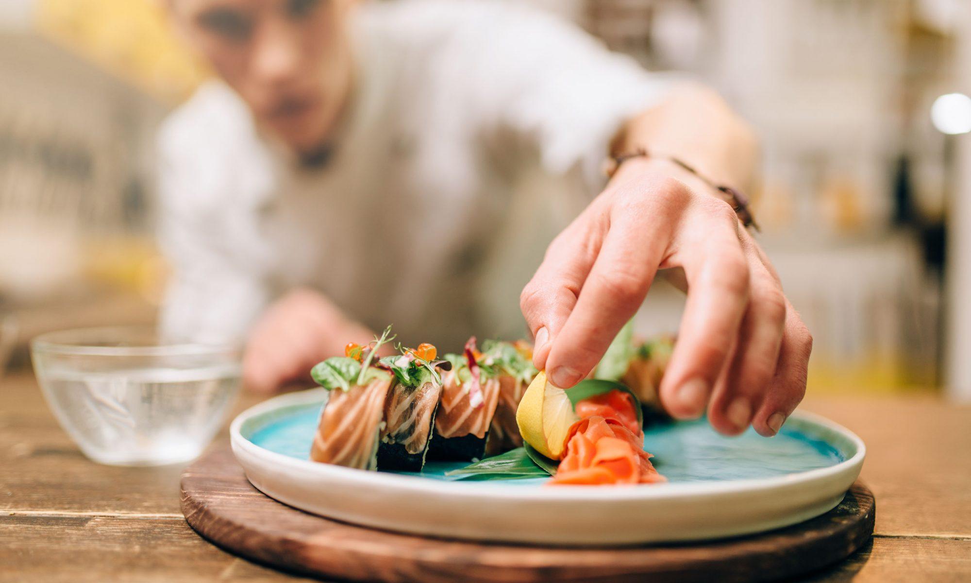 Суши и роллы: рецепты как в ресторане
