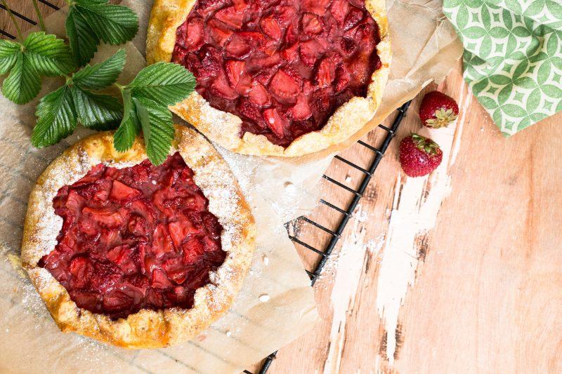 История приготовления пирогов с начинкой