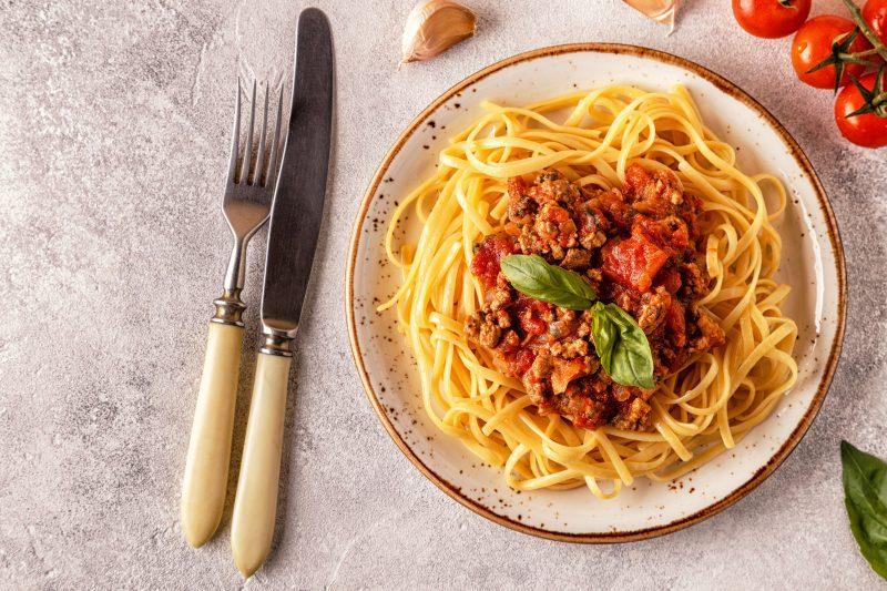 Итальянская паста за 10 минут