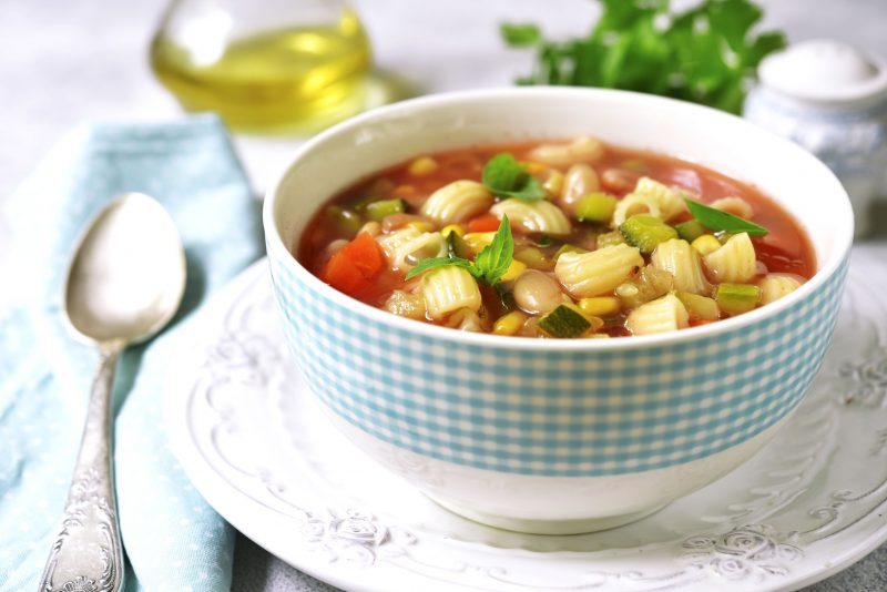 Сицилийский куриный суп