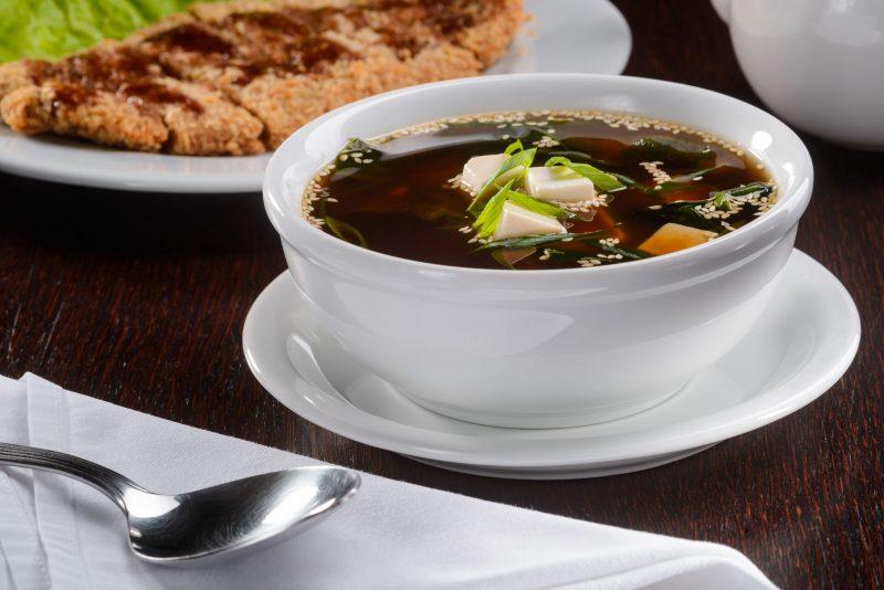 Мисо суп за 15 минут