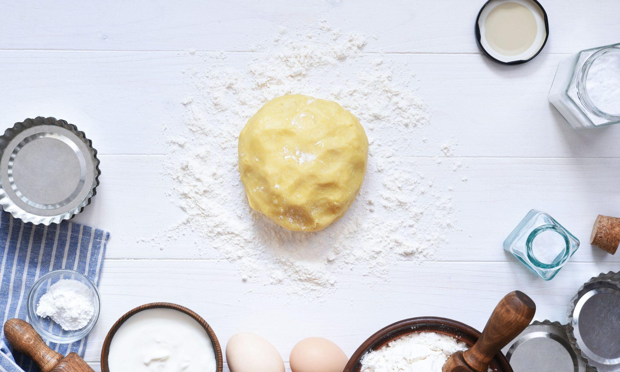 Вытяжное тесто рецепт