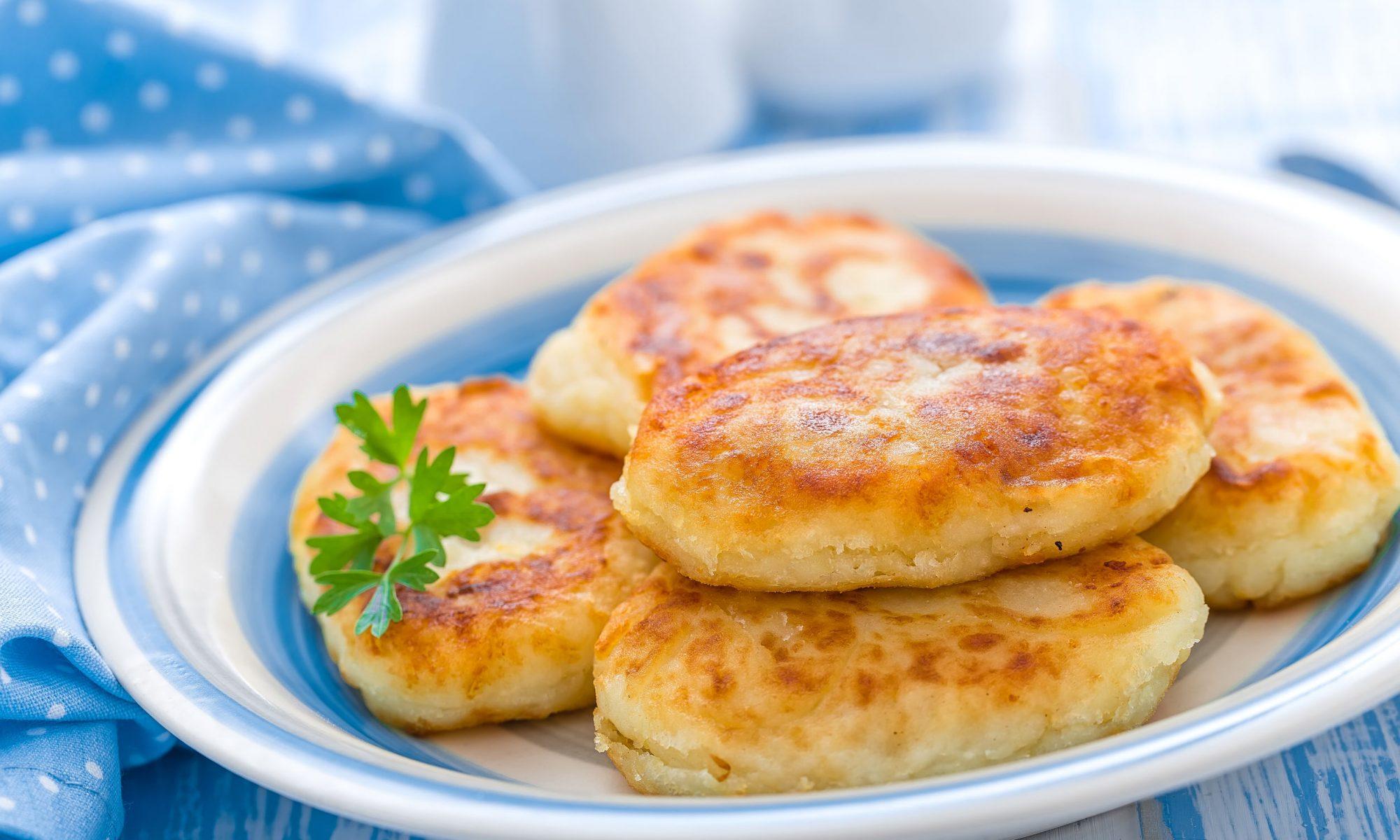 Зразы картофельные: пошаговый рецепт с фото