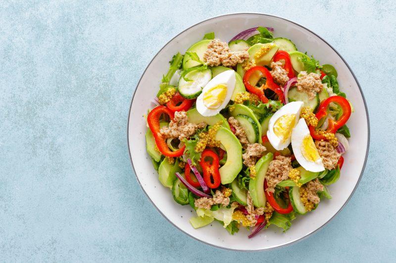 Диетический салат с болгарским перцем: рецепт ПП