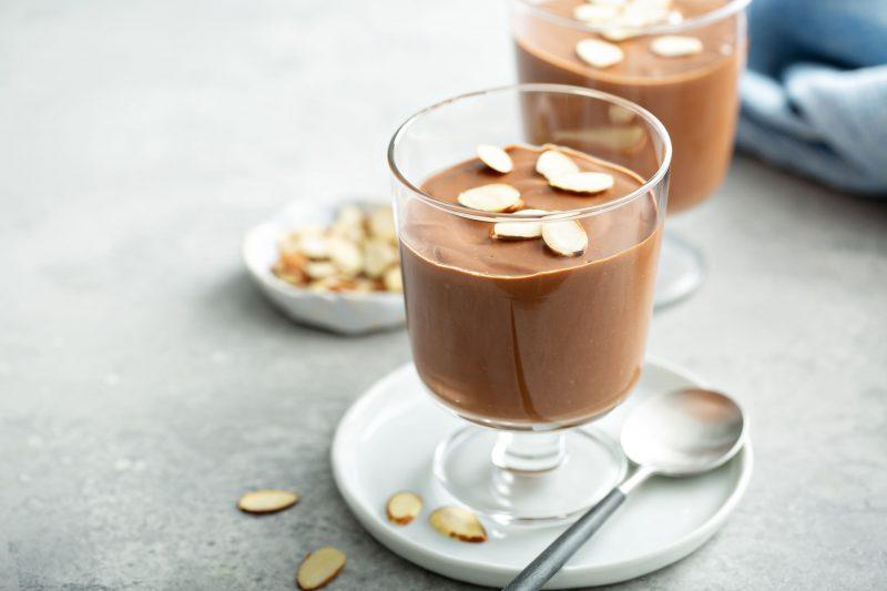 Самый простой рецепт шоколадного пудинга